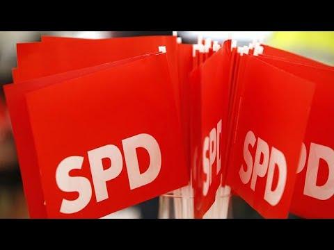 Γερμανία: Όχι στην κυβέρνηση συνεργασίας από υψηλόβαθμά στελέχη του SPD…
