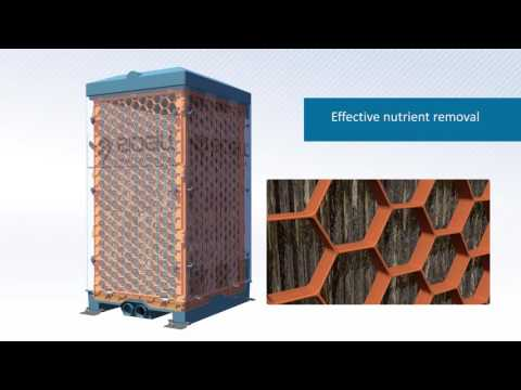 BioGill Tower - the next generation bioreactor