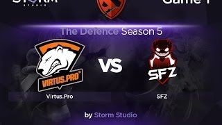 Virtus.Pro vs ScaryFaceZ, game 1
