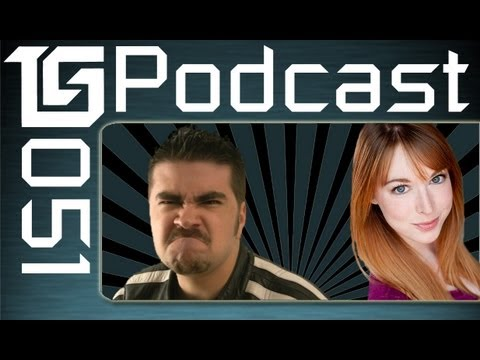 tgs - With Jesse and Dodger at Gemucon, AngryJoe, Lisa Foiles, and Crendor fill in with TotalBiscuit hosting the podcast! Injustice 