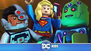Nonton LEGO Justice League Cosmic Clash | Call For The Secret Weapon | DC Kids Film Subtitle Indonesia Streaming Movie Download