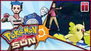 Pokémon Sun Part 11   HAU ABOUT NO?   Let's Play w/Ace Trainer Liam by Ace Trainer Liam