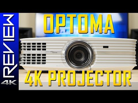 Optoma UHD60/UHD65 Review - The World's First Budget 4k Projector
