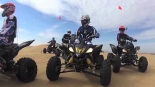 5. 2012 Yamaha SE ATV Rollout Event - Glamis Dunes