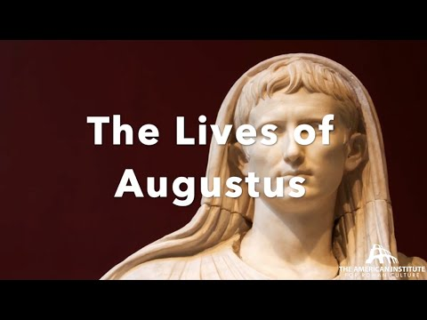 Discover the many lives of Augustus - Rome's longest reigning emperor!