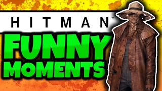 """SCARECROW PRANK! Hitman Funny Moments #5!• Leave a """"like"""" for more Hitman! :D• Hitman Funny Moments Playlist: https://goo.gl/9X0v5VToday I check out the 5th episode released for Hitman! Today we are sent to Colorado in USA to take down the leaders of a horrific terrorist group hiding out in a secluded farm. With 4 targets replacing the usual 2 to take down, this looks to be my most ambitious mission as Hitman yet..!If you want to see more funny moments videos like this one, then be sure to """"SUBSCRIBE"""" and become part of the #LemonCrew! :D (http://goo.gl/9A9Xf8)• Twitter: https://twitter.com/TheGamingLemon• Facebook: http://tinyurl.com/62fvlhj• Instagram: http://instagram.com/brad_lemon• Twitch: http://www.twitch.tv/thegaminglemon• How I record my videos: http://e.lga.to/tglMusic Credentials:• Instrumental Core:- """"Total War"""" - http://bit.ly/1mJl2RaInstrumental Core's SoundCloud: http://bit.ly/1hEpfPxInstrumental Core's Facebook Page: http://on.fb.me/1nZlOal• Royalty Free Music:PremiumBeat: http://www.premiumbeat.com/Kevin MacLeod - http://incompetech.com/"""