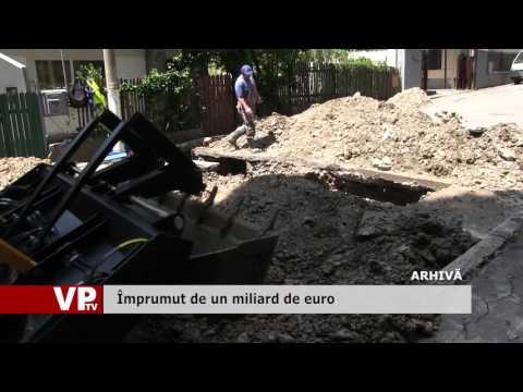Împrumut de un miliard de euro