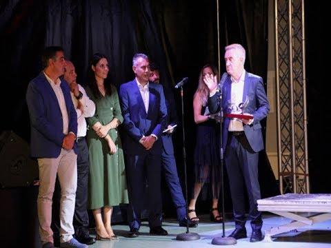 Gala de Clausura XII Festival Internacional de Cine Bajo la Luna de Islantilla