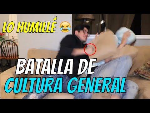 Paliza!!! l Batallas de Preguntas de Cultura General Ep.1