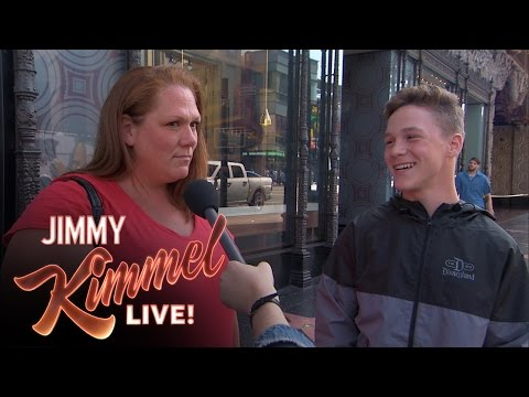 Jimmy Kimmel Asks People to Reveal to Their Moms the Biggest Lie They ve Ever Told