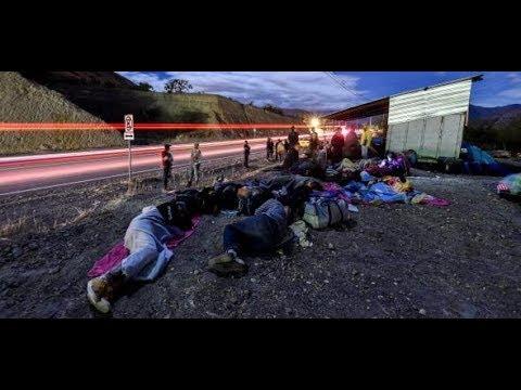 Südamerika: Flüchtlingskrise - Hunderttausende fliehen  ...