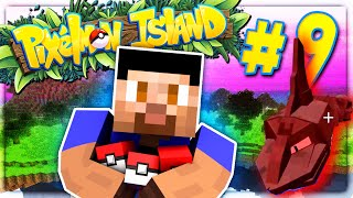 LEGENDARY ONIX BOSS! - PIXELMON ISLAND SMP #9 (Pokemon Go Minecraft Mod)