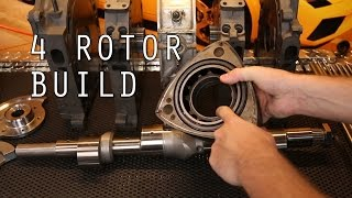 The Beginning: Turbo 4 Rotor RX-7 Build Ep. 1 by Rob Dahm