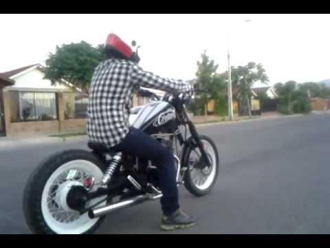 Bobber Honda Rebel 125 First Ride Videos Custom Bike Com