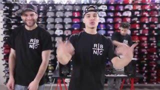 Rebounce Cap Wall Freestyle: Godié & Louvar feat Aamar Freestyle