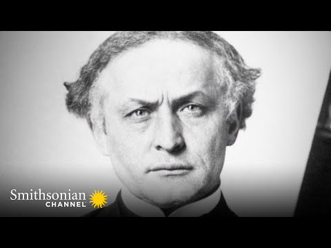 Was Harry Houdini Poisoned by his Enemies? ☠️ The Curious Life and Death of... | Smithsonian Channel