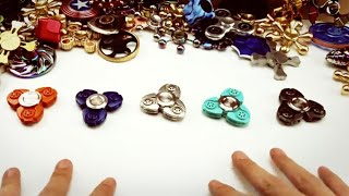 Here is a review of my Savfy fidget hand spinner collection. It is small but a little heavy, is solid and spins smoothly in hand and flat surface. I have added the silver one to my collection of best favorite spinners. There be a several giveaways in one color so plz state your favorite color and the country you live in.  👊🏻Savfy Spinner: http://amzn.to/2t2AkKsWatch all my Fidget Spinner videos here. And subscribe for tons of giveaways too: https://goo.gl/Zj563YFACEBOOK: http://www.facebook.com/ILUVTRADINGINSTAGRAM: https://www.instagram.com/iluvtrading/TWITTER: https://twitter.com/VirgilForexMY WEBSITE: http://gphonecenter.comBusiness Inquiries: iLuvTradingBiz@gmail.com