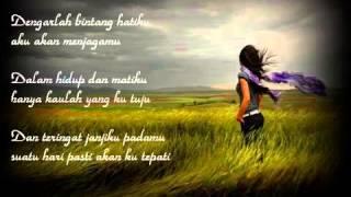 De Meises Dengarlah Bintang Hatiku~lirik~