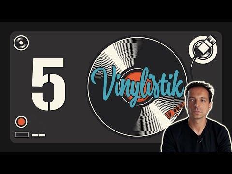 Video Vinyl Record Collection V Kraftwerk Gary Numan