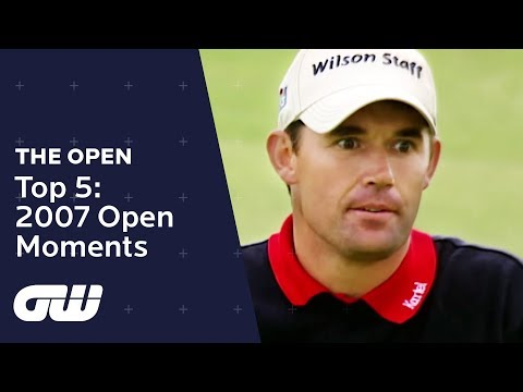 Top 10: 2007 Open Championship moments