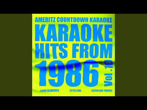 Loving on Borrowed Time (In the Style of Gladys Knight and Bill Medley) (Karaoke Version)