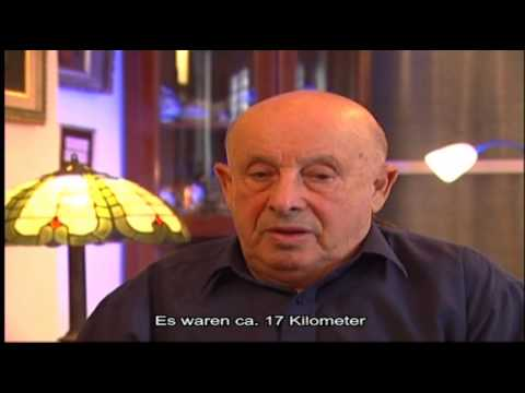 Josef Neuhaus schildert seine Erinnerungen an den Todesmarsch