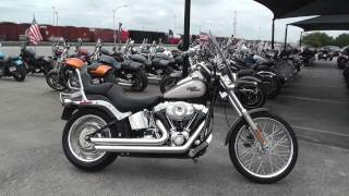 2. 015074 - 2007 Harley Davidson Softail Custom   FXSTC - Used motorcycles for sale