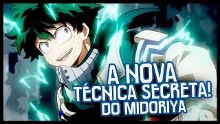 Video A TÉCNICA SECRETA DE MIDORIYA! (Análise dos Episódios 12, 13 e 14) MP3, 3GP, MP4, WEBM, AVI, FLV Juli 2018