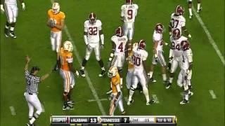 Tauren Poole vs Alabama (2010)