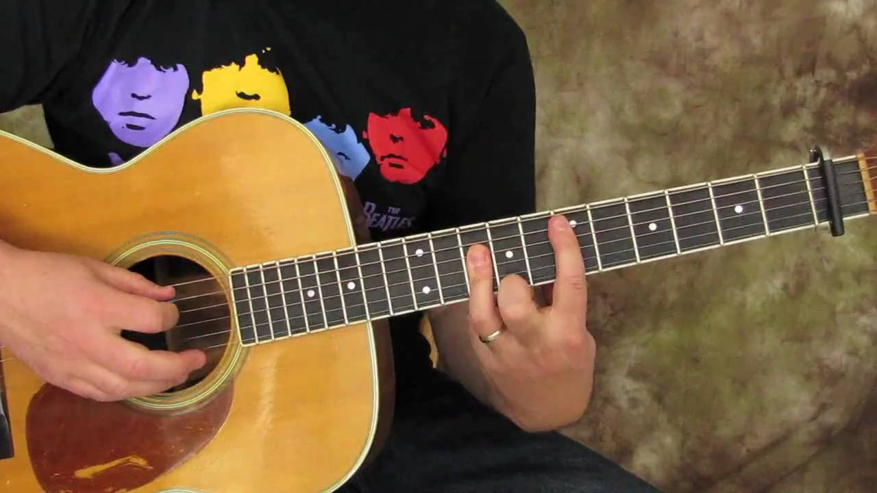 Jack Johnson – Better Together – Acoustic Guitar Lesson- how to play on guitar