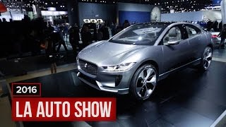Jaguar's I-Pace isn't just a great concept, it's coming to production by Roadshow