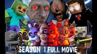 Video Monster School : SEASON 1 FULL MOVIE -  FNAF , GRANDPA & GRANNY - Minecraft Animation MP3, 3GP, MP4, WEBM, AVI, FLV Maret 2019