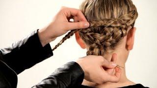How to Do Goddess Braids | Braid Tutorials