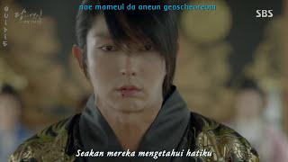 Video Davichi - Forgetting You [INDOSUB+ROM] Scarlet Heart OST FMV MP3, 3GP, MP4, WEBM, AVI, FLV April 2018