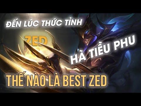 BEST ZED VIỆT NAM THỂ HIỆN THẾ NÀO? | Hà Tiều Phu - Thời lượng: 16:00.