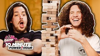 Classic JENGA - Ten Minute Power Hour