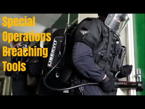 Libervit Black Line Special Operations Breaching Tools and Maritime Tactical
