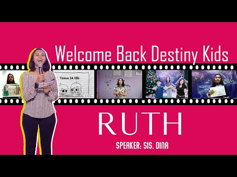 Destiny Kids Service   29 November 2020