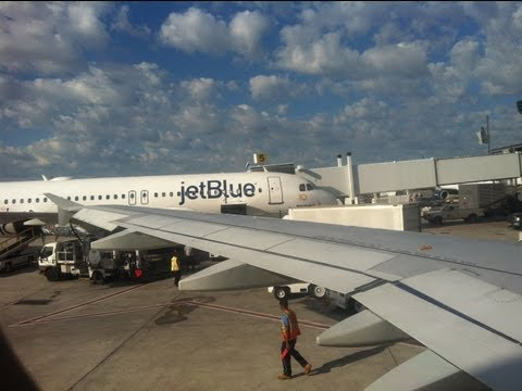 jetblue - Registration: N655JB Airbus A320-200 flight New York for Barbados B6 661.