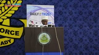 #DailyTrustDialogue : Our democracy is still business in progress -   Asiodu