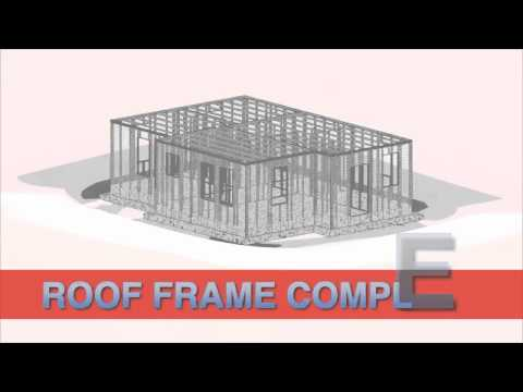 am‑cor Ferrocement Kit Construction Animation – The New Providence 2008