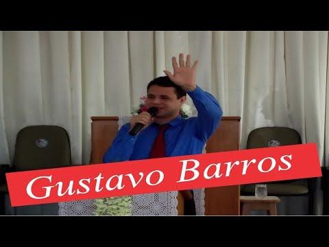 Mensagem Gustavo Barros - Estudo Biblico - Igreja Jardim de Oração Independente Pedra Preta 18-06-17