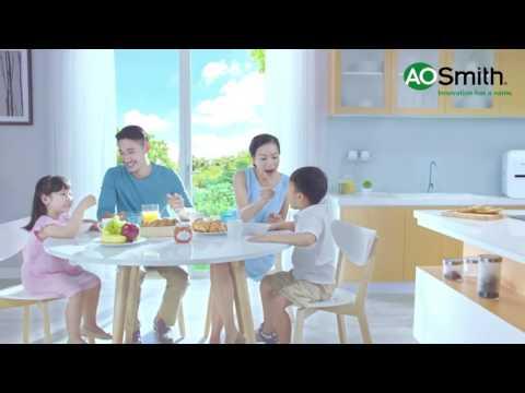 Video giới thiệu Máy lọc nước AOSmith