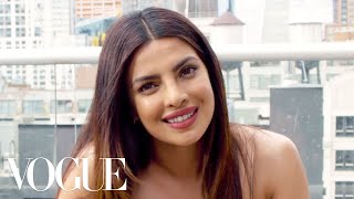 Video 73 Questions With Priyanka Chopra | Vogue MP3, 3GP, MP4, WEBM, AVI, FLV Januari 2019