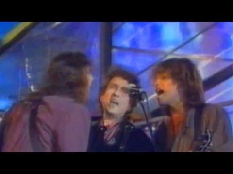 Bob Dylan, Joni Mitchell, Bon Jovi & INXS - I Shall Be Released (Japan 1994)