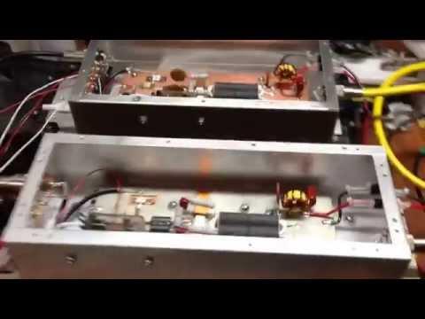 2.5KW 1.8-54mhz MRFE6VP61K25H LDMOS AMPLIFIER