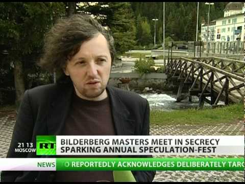 Media mum as Bilderberg seal world's fate in Swiss secrecy
