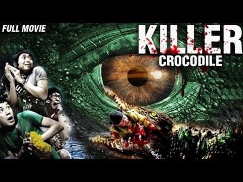 Killer Crocodile (1989) Full Hindi Dubbed Movie   Anthony Crenna, Ann Douglas
