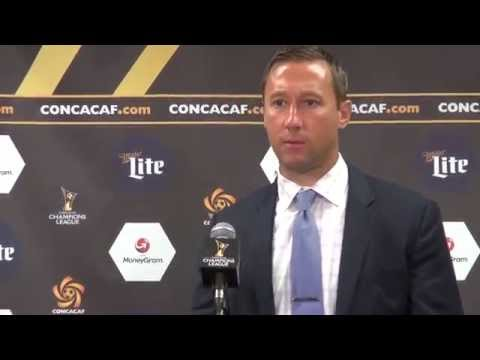 Video: Caleb Porter | Timbers 4, Olimpia 2 | CONCACAF Champions League