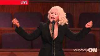 Christina Aguilera - At Last  Etta James Funeral